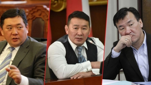 Монголын Ерөнхийлөгчид ба хямрал